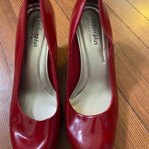 Comfort plus size 10 heels